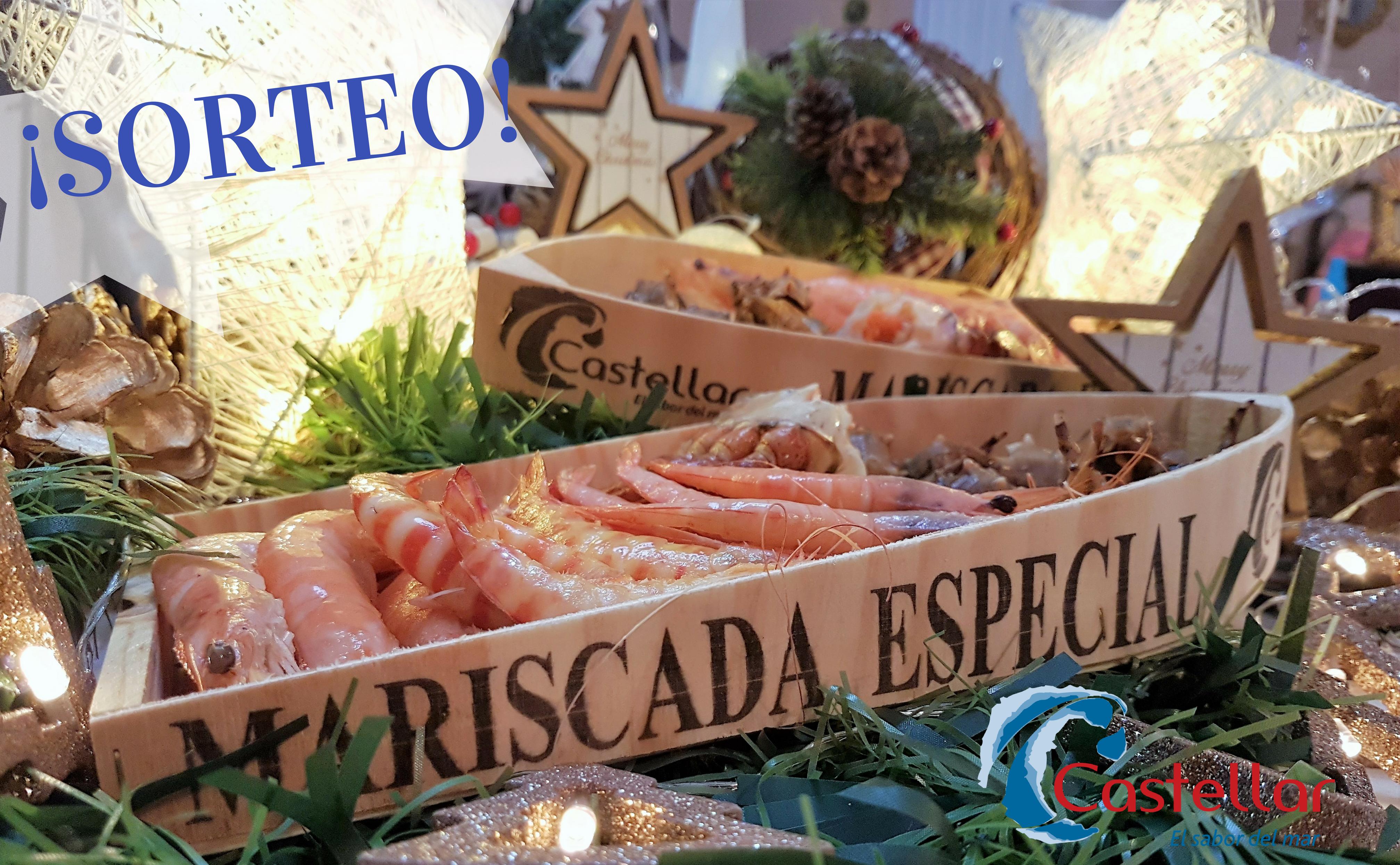 Bases de los sorteos de Mariscadas Especiales Castellar