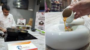 Marisco cocido. Mariscos Castellar