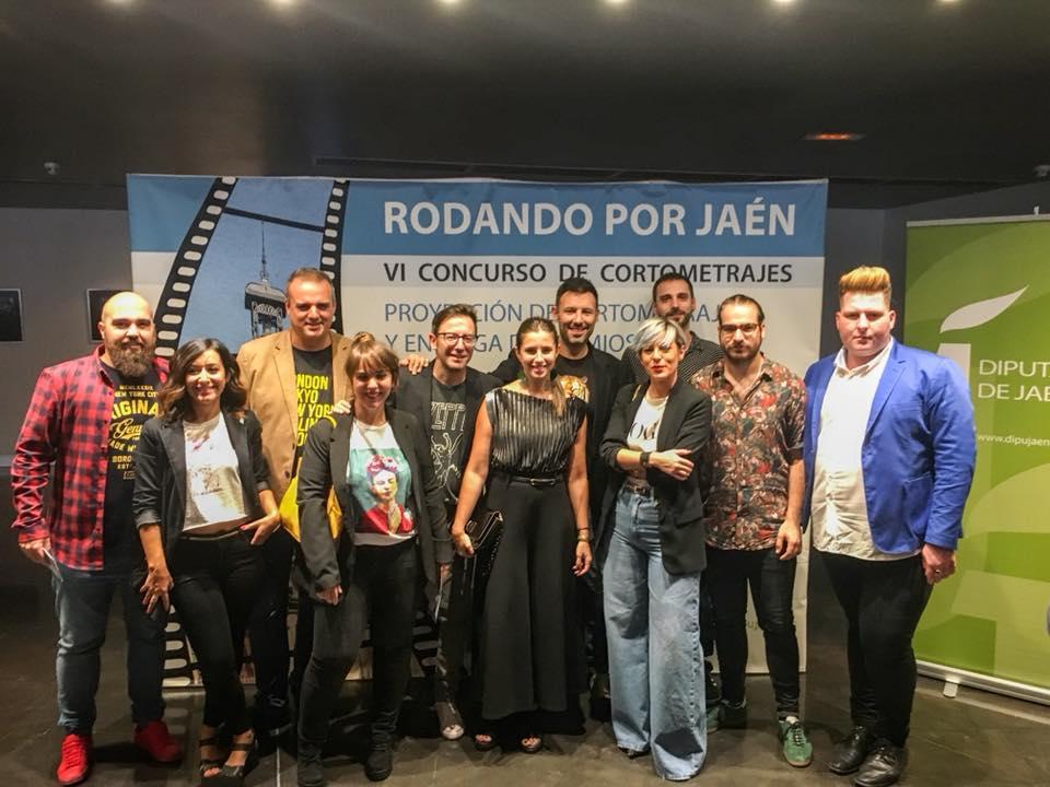 Mariscos Castellar con el cine jiennense