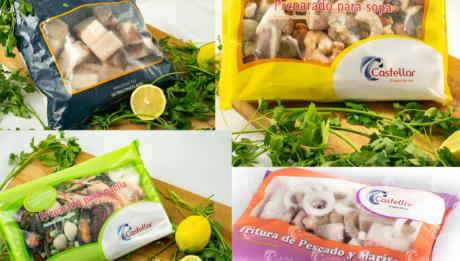 Los mix congelados: ¡preparados para cocinar!