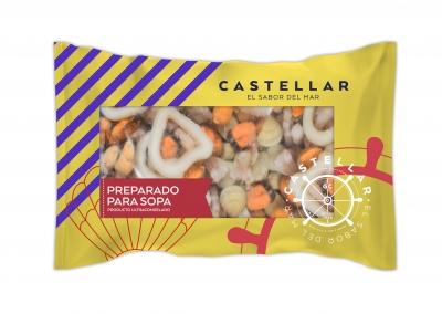 PREPARADO DE SOPA CASTELLAR