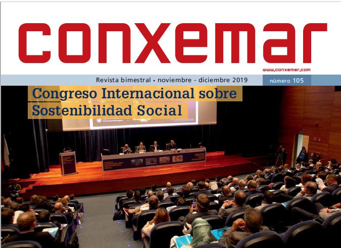 Mariscos Castellar en la revista CONXEMAR