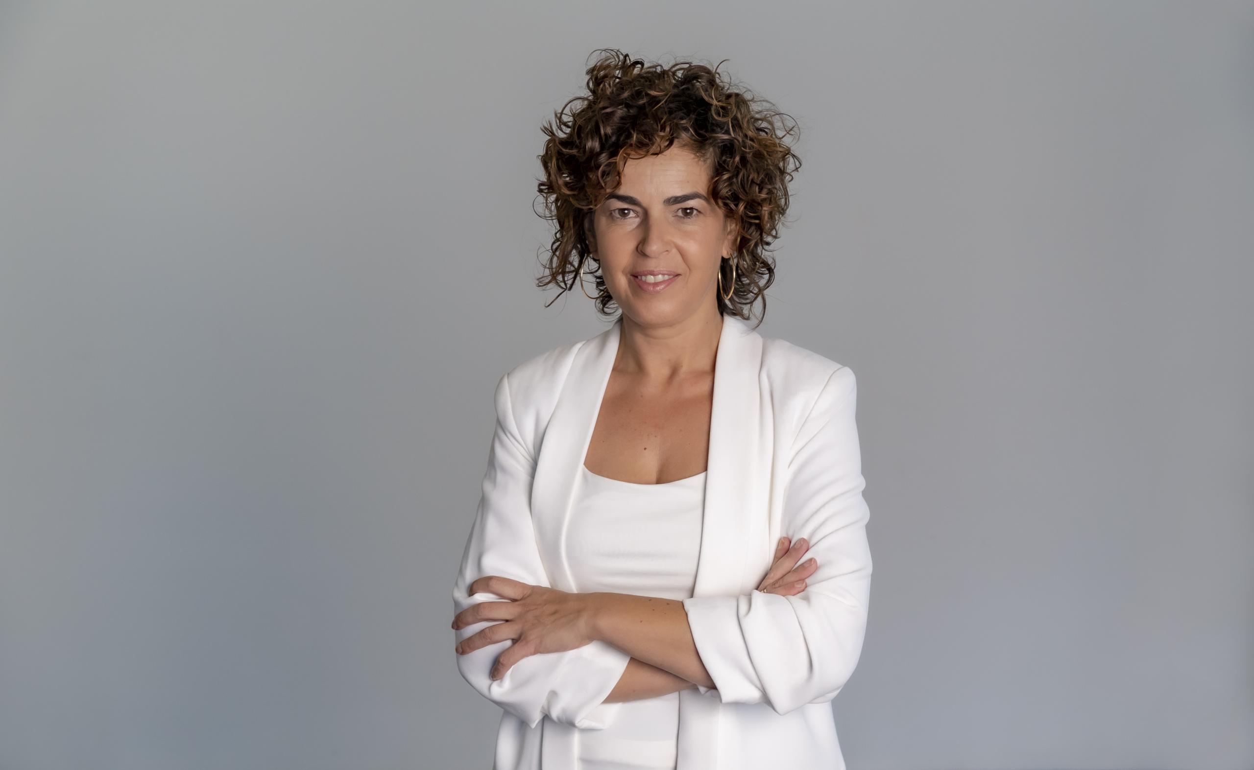 RTVE JAÉN- Entrevista a la Directora General, Josefina García Calero