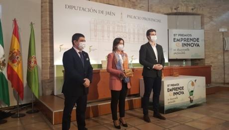 MARISCOS CASTELLAR WINS THE EMPRENDE E INNOVA AWARD FROM THE PROVINCIAL COUNCIL OF JAÉN