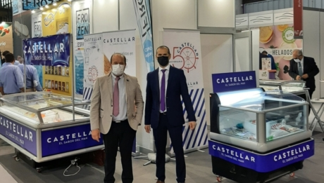 Mariscos Castellar presents its products to the 2021 H&T Innovation Fair in the Hotel and Catering Sector
